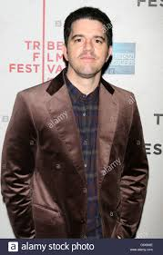 Director, Aaron Schneider, 9th Annual Tribeca Film Festival Stock ...
