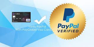 payglobel virtual visa card