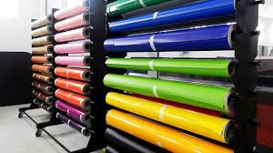 Opaque Vinyl Decal Arsenal Of All Color Shades