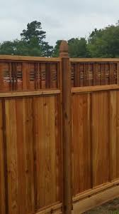 Signature Development 6 Ft H X 6 Ft W Western Red Cedar Horizontal Lattice Top Fence Panel Kit 6x6horiztopfkit The Home Depot Fence Panels Building A Fence Fence With Lattice Top