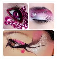 pretty pink eye makeup tutorials and