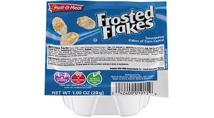 malt o meal large bowl frosted flakes