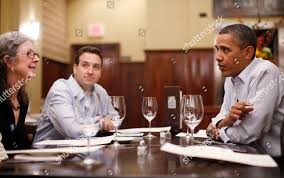 Barack Obama Casey Helbling Wendi Smith President Editorial Stock ...