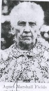 """Adelia Agnes """"Addie"""" Marshall Fields (1849-1935) - Find A Grave Memorial"""