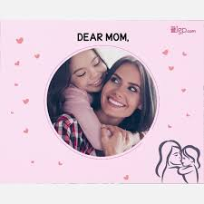 personalized mother s day video from