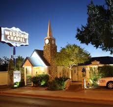 world s first elvis wedding chapel