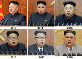 Kim Jong-un Goes Dapper, Updating His ...