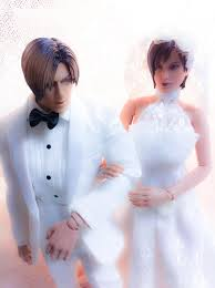 Hottoys 1/6 Leon and Ada by chappiy on DeviantArt
