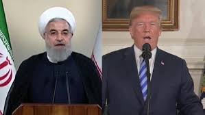reacts to us exit from nuclear deal