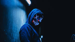 purge led mask wallpapers wallpaper cave