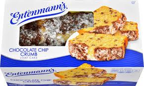 chocolate chip crumb loaf cake 13 5 oz