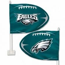 Philadelphia Eagles Car Flag