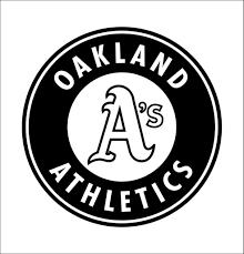 Oakland Athletics Decal North 49 Decals