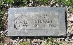 Ada Stewart (Paulson) (1910 - 1984) - Genealogy