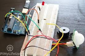 arduino motion sensor a simple motion