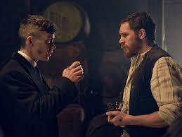 Watch Tom Hardy in Peaky Blinders as gang leader Alfie Solomons
