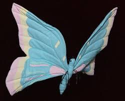 Fabric Hanging Butterfly Kids Room Decor Playroom Baby Nursery Soft Sculpture Ebay
