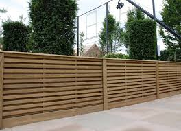 Venetian Hit And Miss Fence Panels Jacksons Fencing