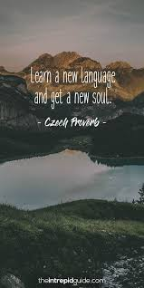 awesome inspirational quotes for language learners the