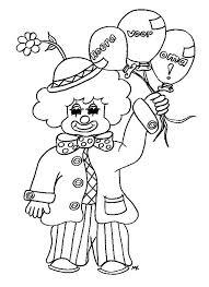 Kleuren Nu Clown Kleurplaat Voor Oma Kleurplaten