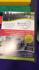 Murrays Recycledplastic Local Business Castlebar Facebook 3 Reviews 282 Photos