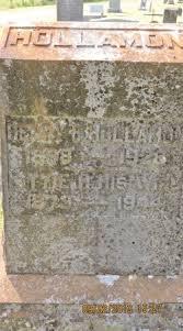 Kittie Hilda Gilbert Holloman (1873-1944) - Find A Grave Memorial