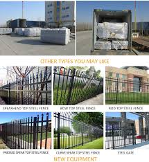 Source Hot Sale Powder Coated 6x8 Inground And Above Ground Pool Fence Panels On M Alibaba Com