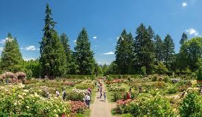 best botanical gardens in portland or
