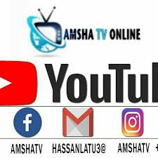 Amsha Tv Online - YouTube