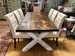 farm style table 8 x 3 chic antique