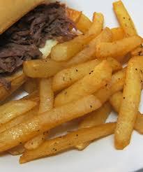 seasoned steak fries recipe