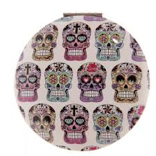 candy skulls day of the dead