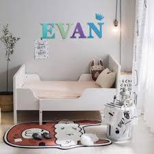 White Nursery Wall Letters Art Baby Canada Boy Fabric Etsy Wooden Vamosrayos