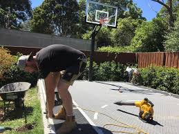 How To Diy Build A Basketball Court 8 Step Guide