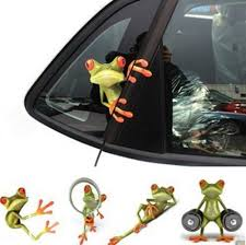 Popular 3d Car Sticker And Decals Peep Frog Funny Car Stickers Decoration Truck Window Decal Graphics Sticker Order Lt 18 No Tracking Buy Sticker Price Sticker Decor Sticker Lable From China Us 4 07 Piece