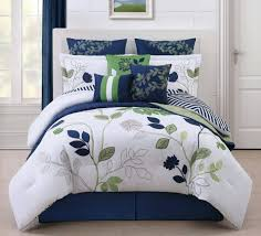 grey and green bedding sets home
