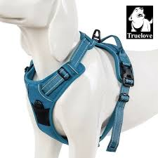 Truelove Dog Harness No Pull Strong Adjustable Reflective Xs S M L Xl 11 Colours Ad Spon Pull Stro Dog Harness Dog Harness Medium Dog Adventure