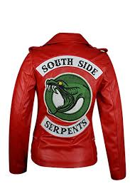 new riverdale southside serpent red