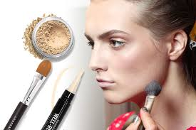 was mineral foundation a trend