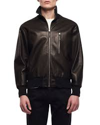 liam helicopter leather jacket
