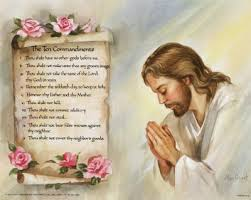 The Ten Commandments - Jesus Photo (7762774) - Fanpop