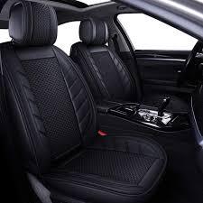 gray black two tone car mats set