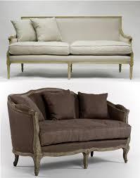 french louis xv and xvi sofas