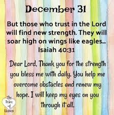 ~~isaiah christian affirmations inspirational
