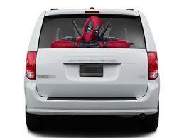 Deadpool Sticker Vinyl Car Rear Window Graphics Decal Door 34 X14 22 99 Picclick