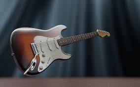 wallpaper electric guitar 2880x1800 hd