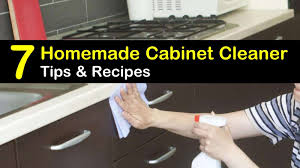 7 amazingly easy diy cabinet cleaners