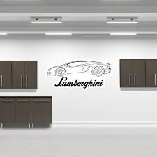 Lamborghini Vinyl Decal The Decal Bros