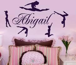 Top 9 Most Popular Wall Stickers For Gymnastic Ideas And Get Free Shipping 51ellnl89