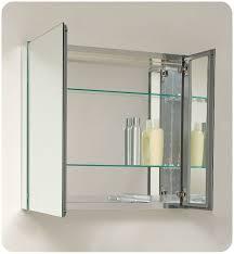 fresca fmc8090 mirror 30 double door